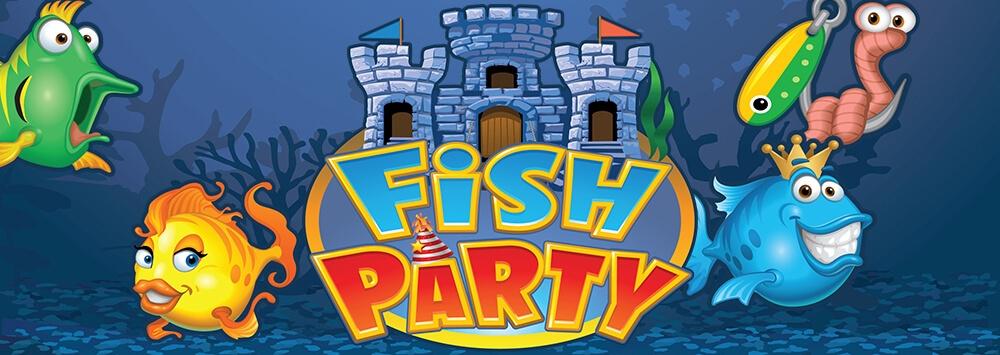 Fish Party Progressive Jackpot Sit and Go's