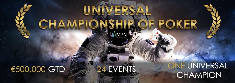 Universal Championship of Poker, 4.09 - 11.09