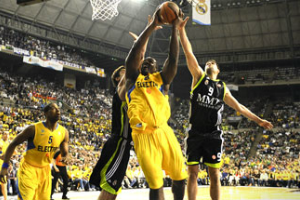 Euroleague TOP16 9th round
