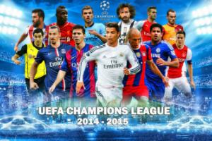 Встречи 2-го тура ТОП-16 Лиги Чемпионов