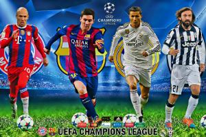 Первый тур полуфиналов Лиги Чемпионов