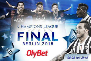 Champions League FINAL - Juventus or Barcelona?