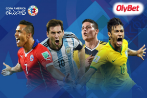 Copa America final group stage matches