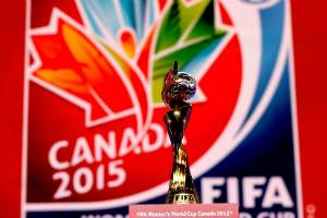 Women's football World Cup semi-finals