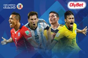 Copa America final - Chile vs Argentina