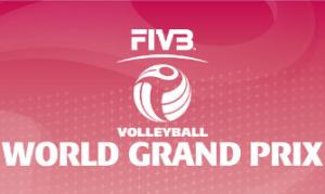 FIVB women's volleyball World Grand Prix 2015