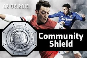 Community Shield 2015: Chelsea - Arsenal