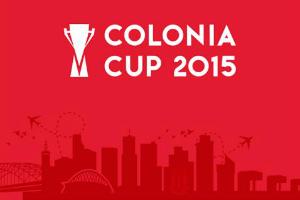 Colonia Cup 2015: 1. FC Köln, Valencia CF, Stoke City FC and FC Porto