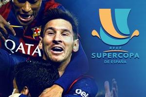 Spanish Supercopa: FC Barcelona - Athletic Bilbao