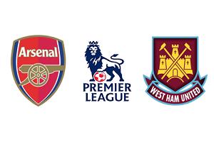 Premier League: Arsenal FC vs West Ham United