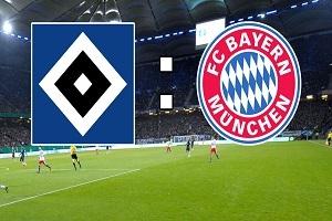 Старт Бундеслиги: Бавария - Гамбург