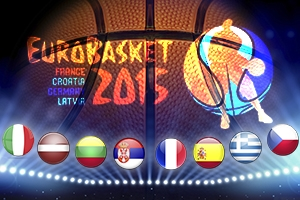 EuroBasket finals