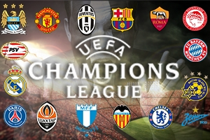 Champions League 2nd round matches