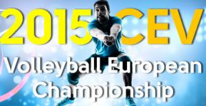 Volleyball EC 2015 playoffs