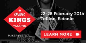 Nordic's greatest poker festival returns in february 2016!