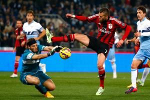 Serie A - Juventus vs AC Milan
