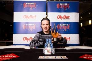 Joni Jouhkimainen mukana Kings of Tallinn-pokerifestivaalissa