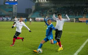 Moscow derby - Dynamo vs Spartak