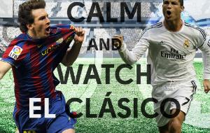 El Clasico - Real Madrid vs FC Barcelona