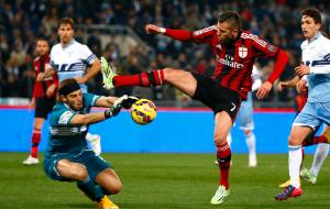 Сериа А: «Ювентус» - «Милан»