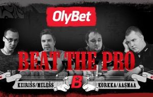 Сегодня в турнире Beat the Pro дополнительных призов на 200 евро (ищите в статье пароль к фрироллу).