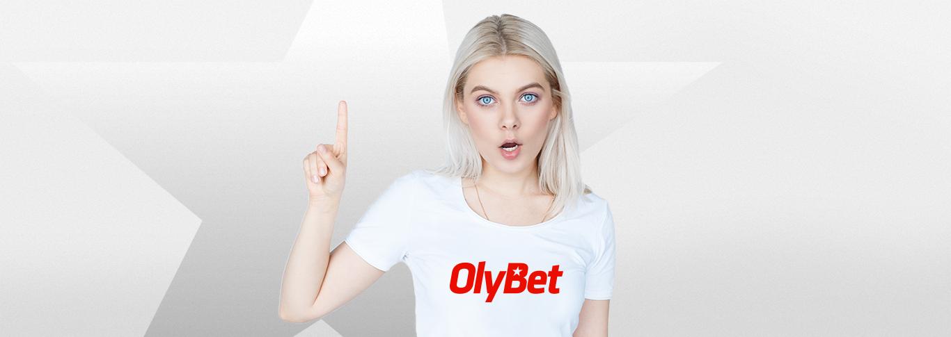 Ny hos OlyBet? Sett inn opptil 3500kr og få 7000kr å spille for!