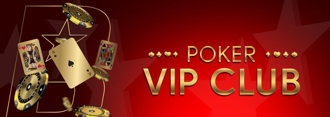 Poker VIP Club – Opptil 30 % i cashback!