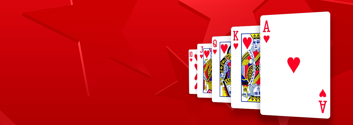 Hit a Royal Flush, win a €1,500 MPNPT package!