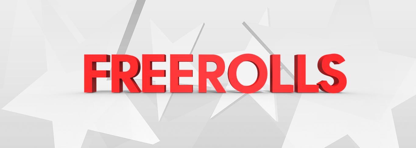 €40,000 Freerolls every month