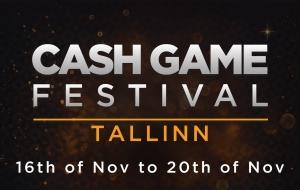 OlyBet pokkeritoas on mitu võimalust võita Cash Game Festivalil mängimiseks sularaha