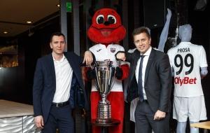 Eesti jalgpallimeister FCI Tallinn on uueks hooajaks valmis
