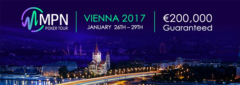 MPN Poker Tour 2017 avaetapp Viinis - võida €1500 pakett!