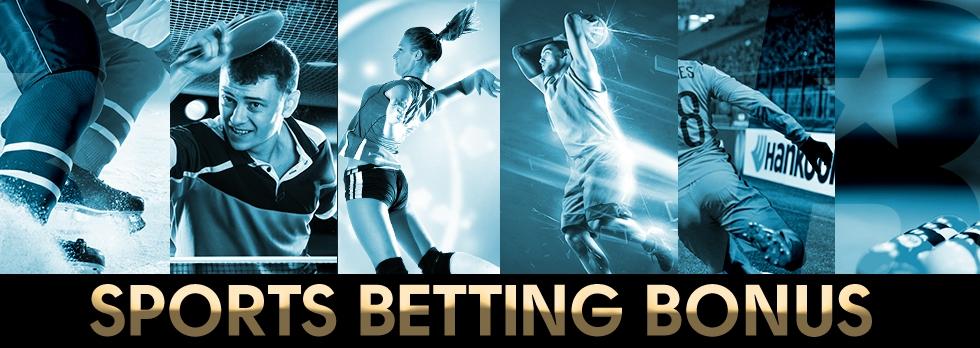 Sports betting weekend bonus