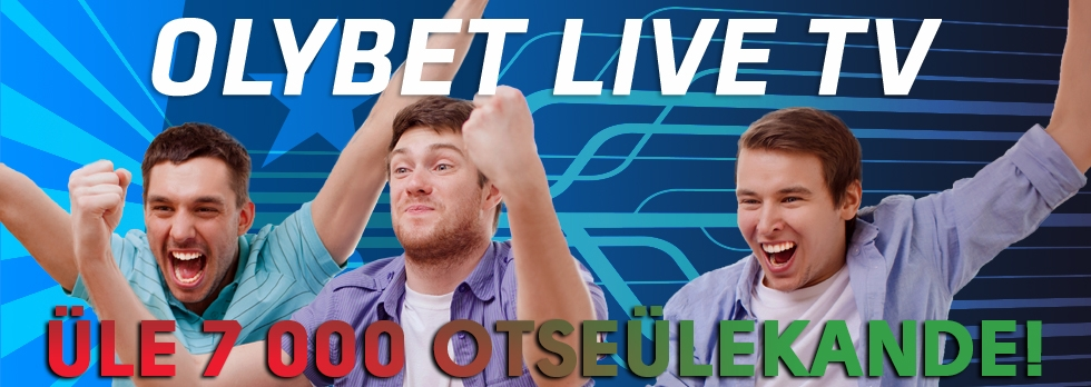 OlyBet LIVE TV