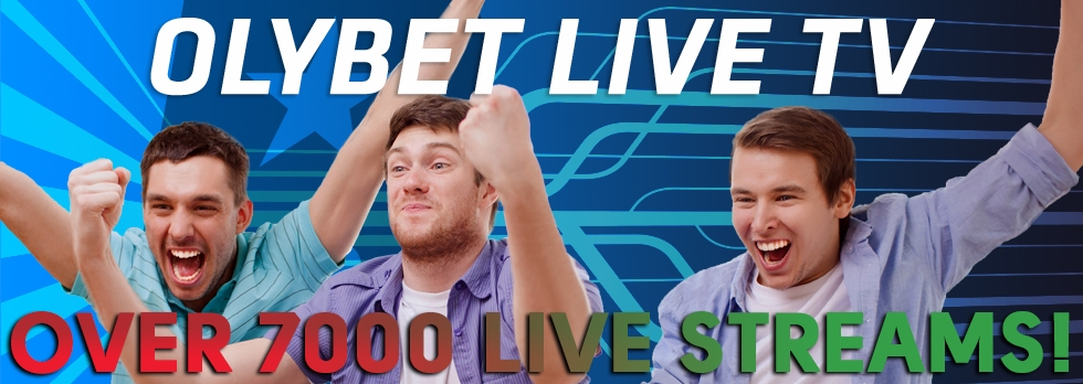 OlyBet LIVE TV