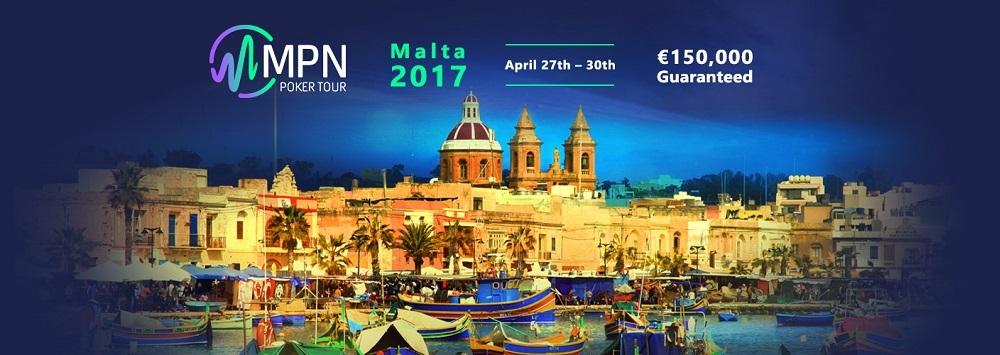 MPN-pokkeriturnee Maltal kodumaises Olympic Casinos